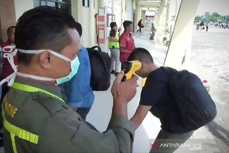 Perketat pemeriksaan ABK masuk Sampit cegah  virus corona