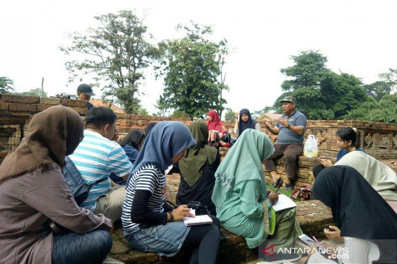 Komunitas Palembang kemas edukasi sejarah lebih menarik kelangan milenial