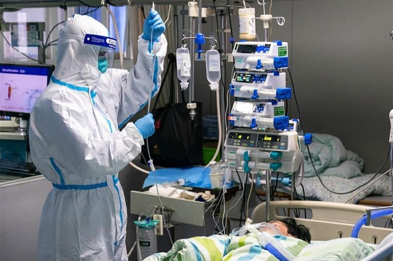 Korban tewas  akibat  virus corona  jadi 52 orang