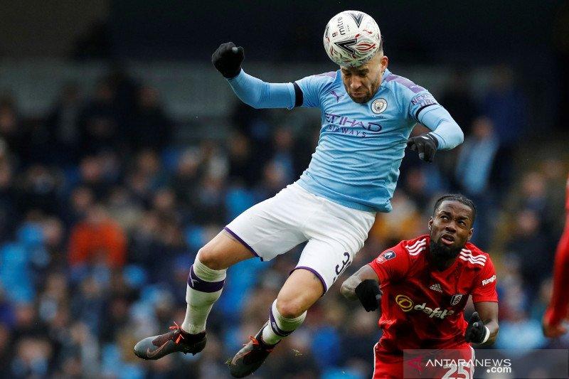 City bungkam Fulham 4-0 untuk ke babak 16 besar Piala FA