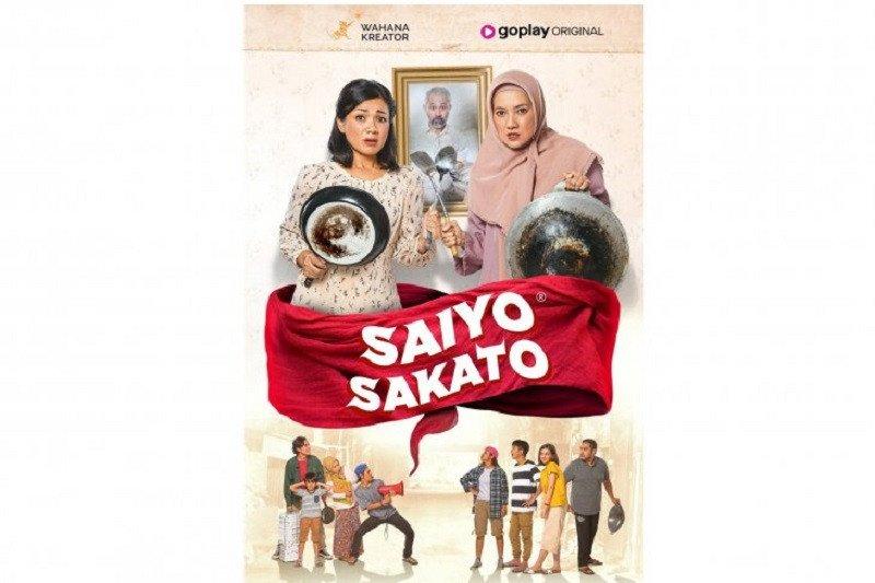 """""""Saiyo Sakato"""", sebuah drama keluarga Minang yang """"nendang"""""""