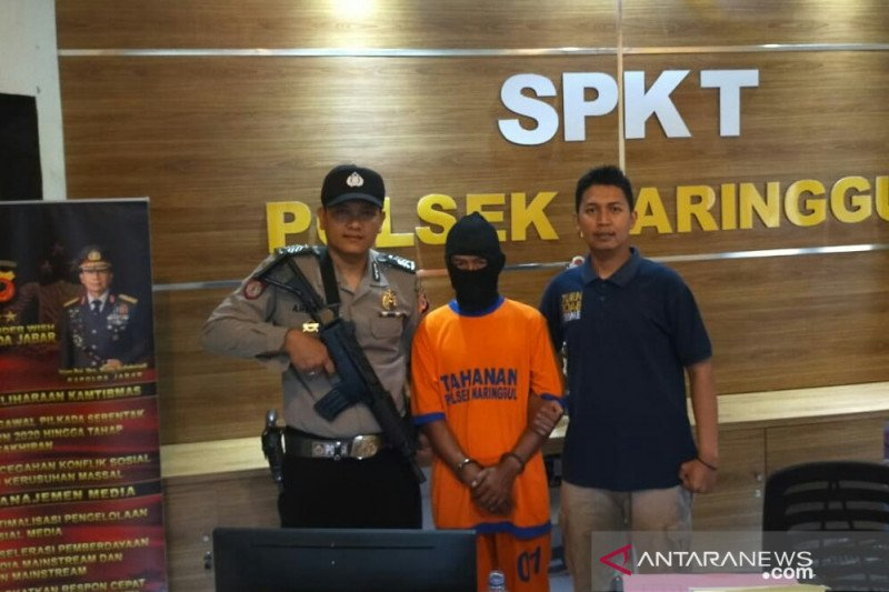 Buronan pembawa kabur anak di bawah umur ditangkap