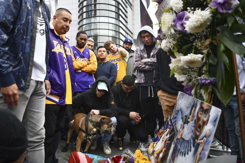 FAA selidiki kecelakaan heli yang tewaskan legenda NBA Kobe Bryant