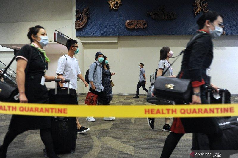 Ancaman Virus Corona, industri hotel di Bali tak kenakan biaya pembatalan wisatawan China