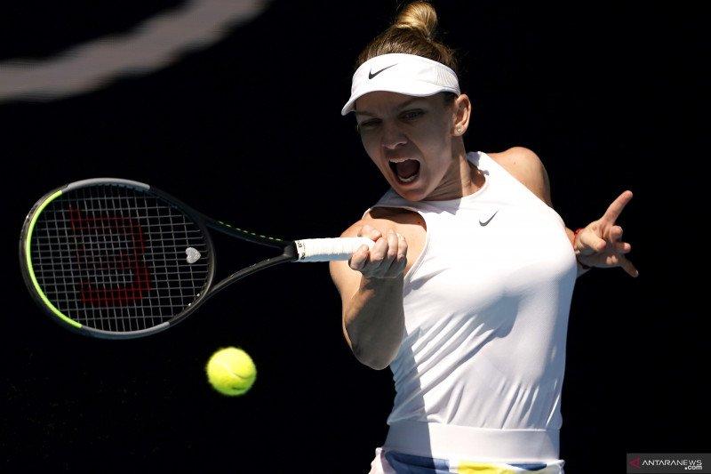 Halep melaju ke perempat final Australia Open