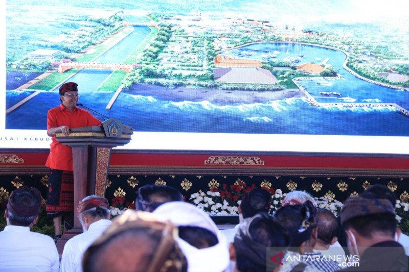 Koster harapkan dukungan masyarakat wujudkan Pusat Kebudayaan Bali