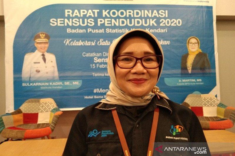 BPS Kendari meminta masyarakat berpartisipasi ikut sensus penduduk 2020