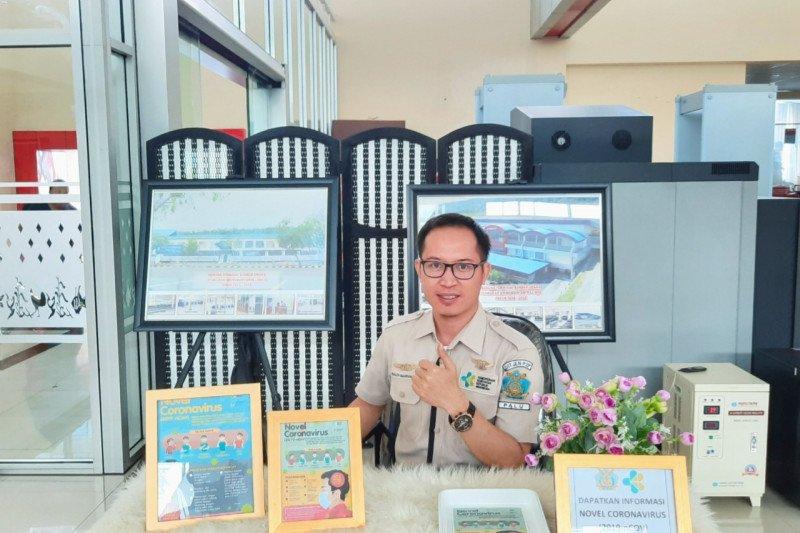 Petugas Karantina Kesehatan Perketat Pemeriksaan WNA di Bandara Luwuk