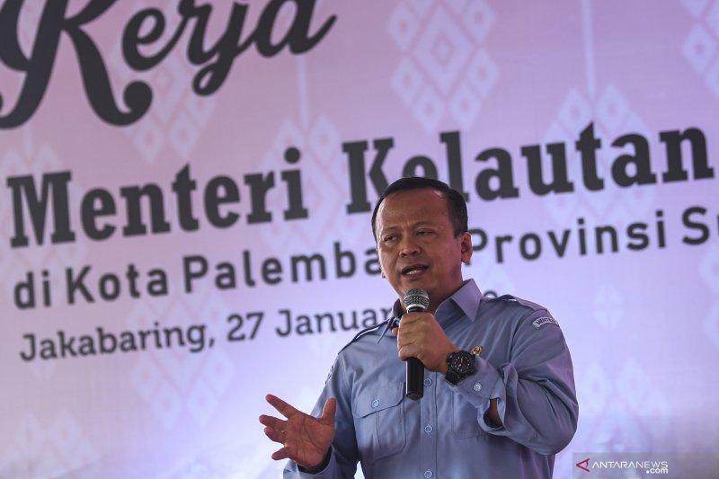 Kunker Menteri KKP Di Palembang