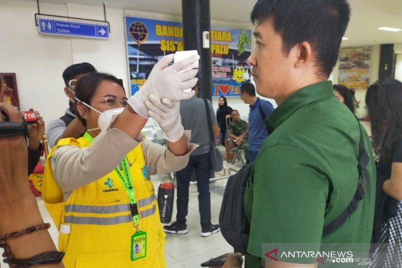 TKI Sulteng dipastikan tidak ada di China