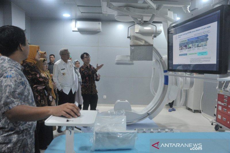 Fasilitas baru Rumah Sakit Moehamad Hoesin Palembang