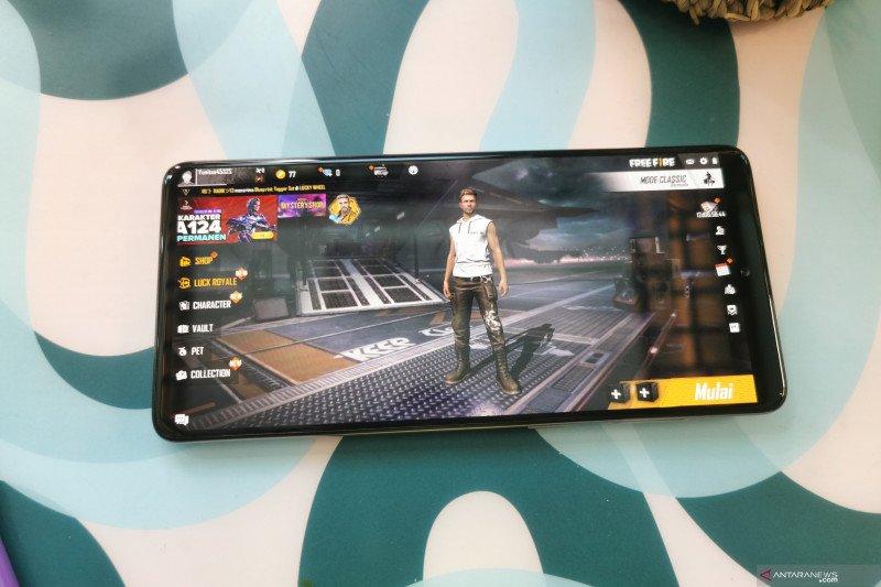 Samsung bidik ponsel gaming tahun ini