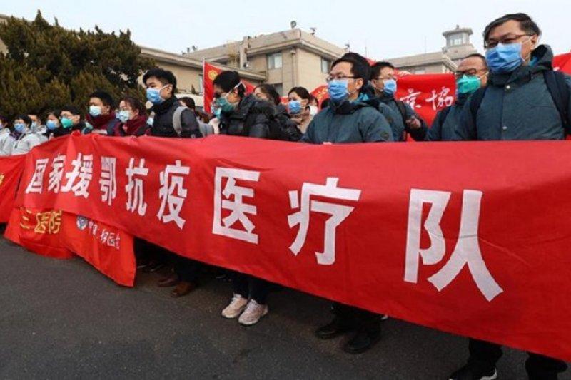 在北京のインドネシア大使館は、武漢の93人のインドネシア市民の保護を確認