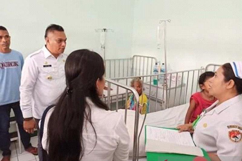 Tiga dokter dan dua perawat dirawat di RS akibat terkena DBD