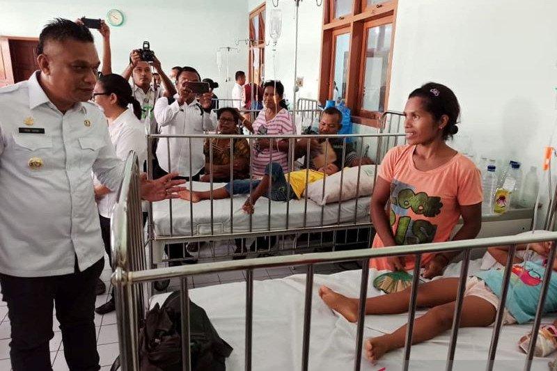 Penderita DBD di Kabupaten Sikka terus bertambah