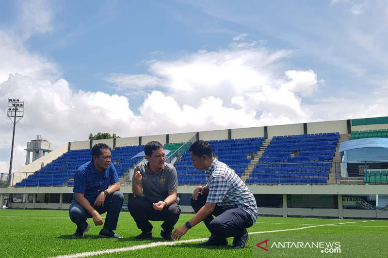 Bermarkas di Stadion Citarum, PSIS siapkan Rp2,4 miliar untuk rehabilitasi stadion