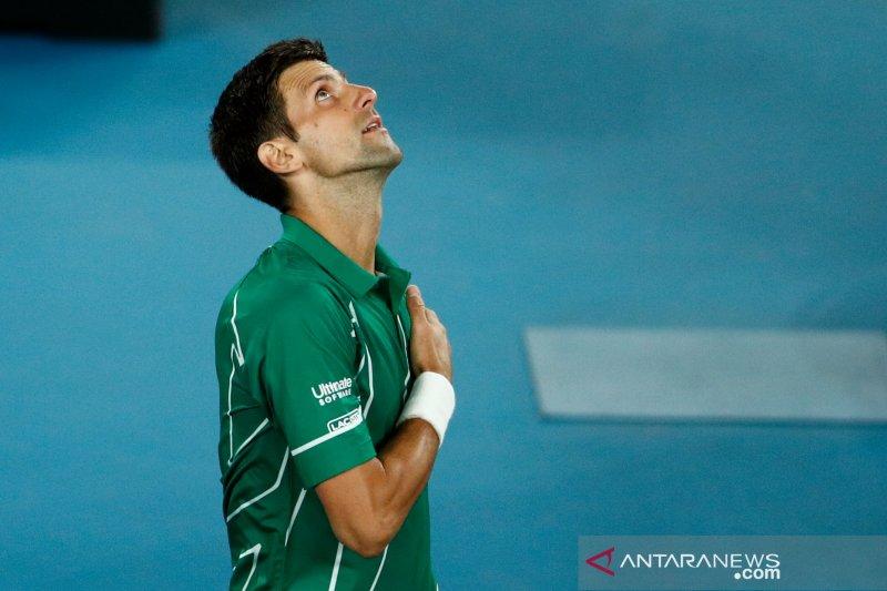 Djokovic Kenang Pebasket Kobe Bryant Di Sela Sela Australia Open 2020 Antara News Bengkulu