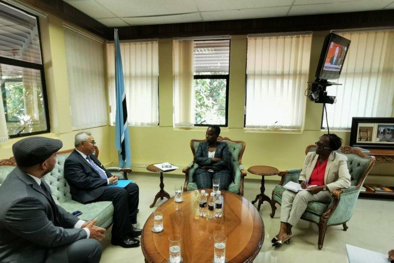 Indonesia gencarkan usaha tembus pasar Botswana