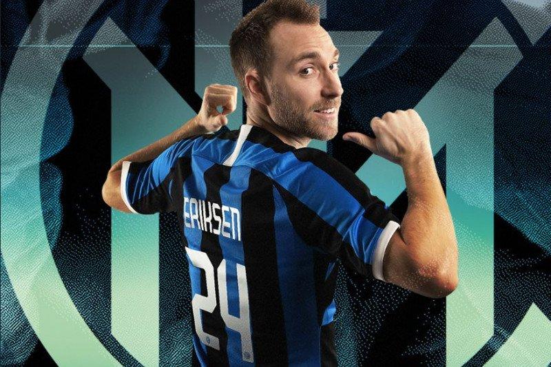 Inter persilahkan Eriksen gabung klub lain di bursa transfer Januari