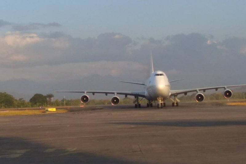 Maskapai Sriwijaya Air buka kembali rute Makassar awal Februari 2020