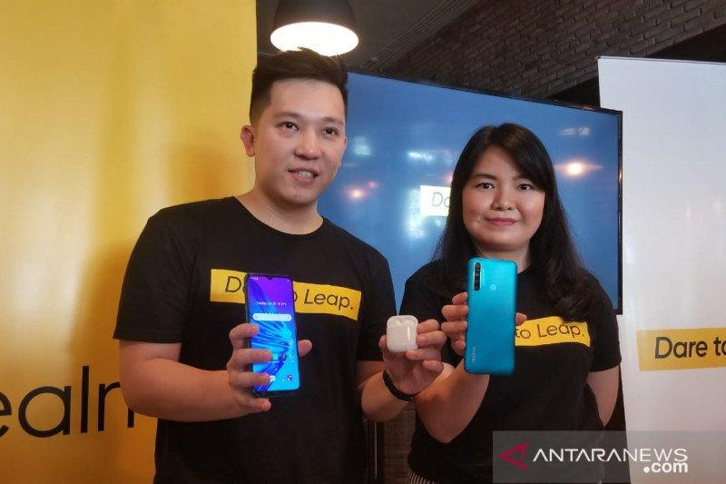 "Realme sumbang dua persen untuk ""Market Share"" di Makassar"