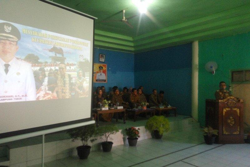 Pemkab Lampung Timur waspadai virus corona