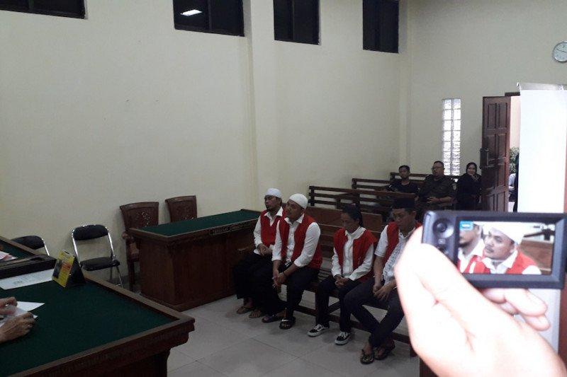 Jaksa sidangkan oknum polisi tersandung kasus narkoba