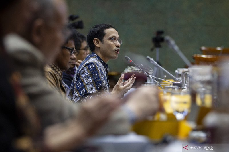 Nadiem Makarim akan dirikan empat pusat baru - ANTARA News Aceh