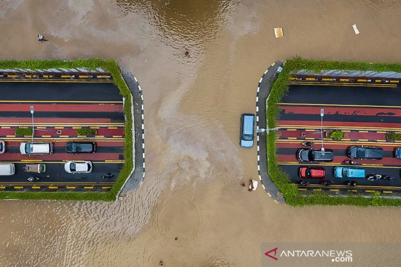 Untuk penanggulangan bencana, BNPB gandeng Gojek