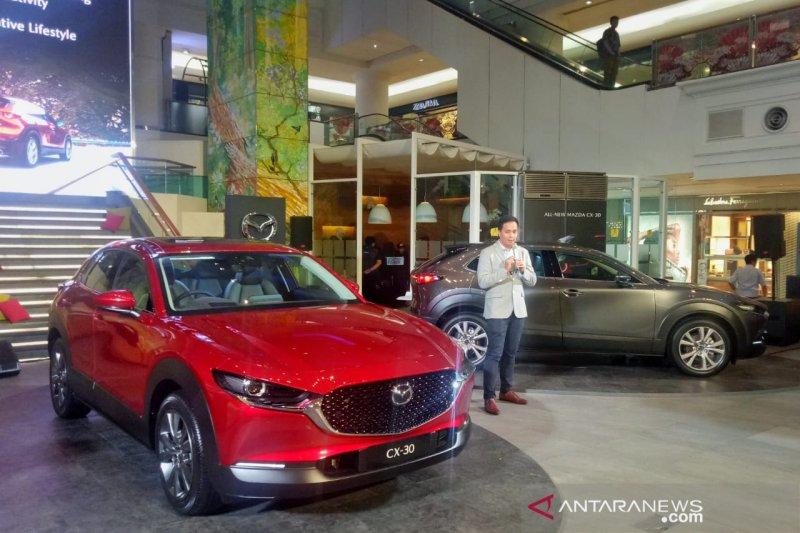 Ini harga Mazda CX-30 yang baru meluncur di Indonesia