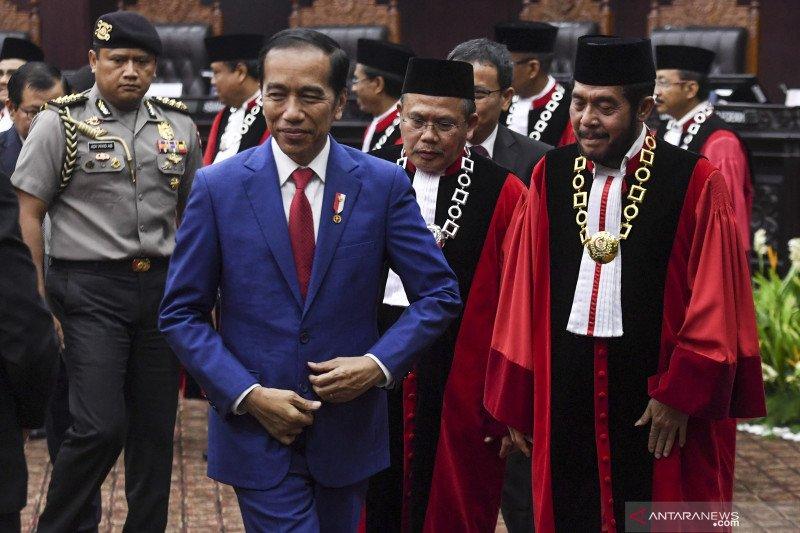 UU Pemilu terbanyak diuji materi di Mahkamah Konstitusi
