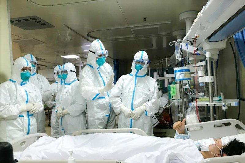 Kanapa penularan virus corona meluas dan cepat ?