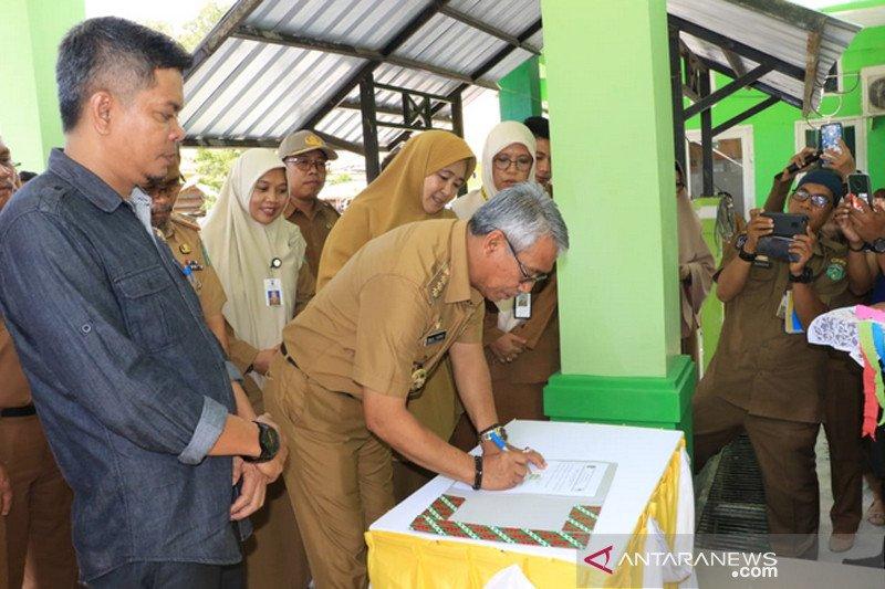 Pemkab Lutim komitmen tingkatkan pelayanan kesehatan masyarakat