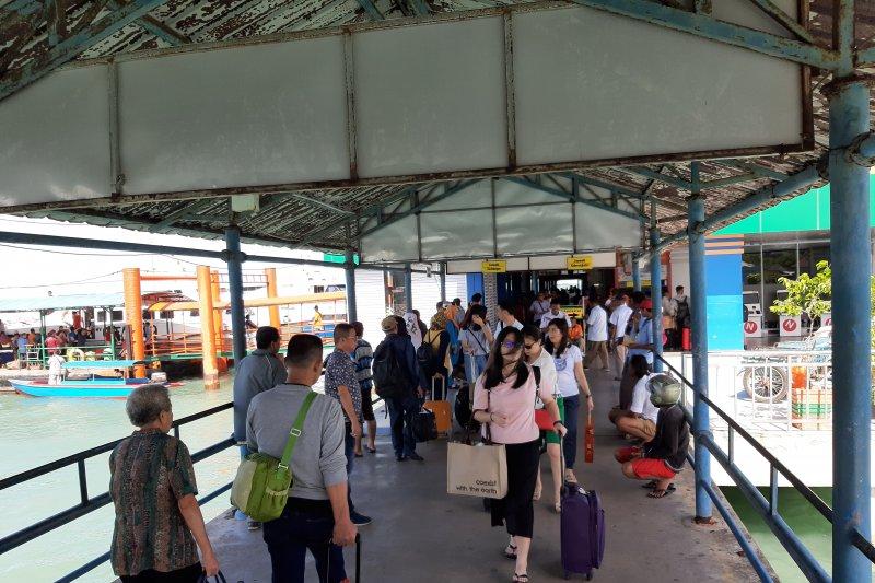 Imigrasi: Tak ada wisman China ke Tanjungpinang sejak isu corona