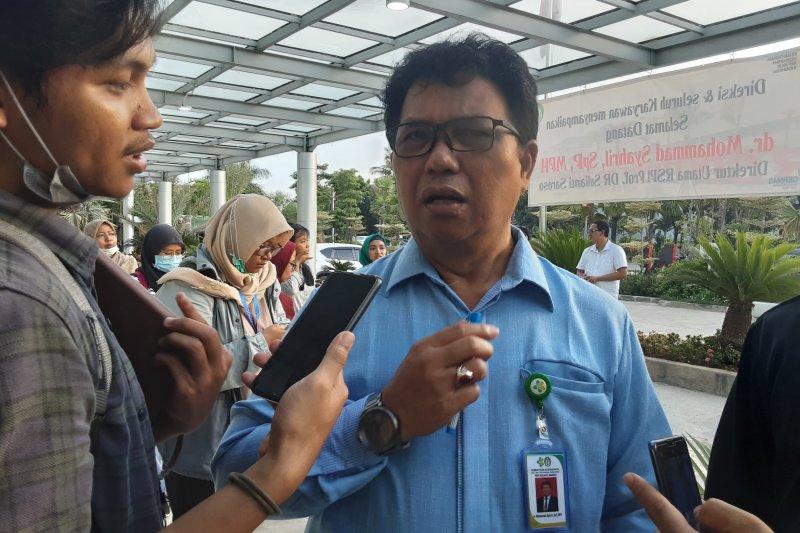 RSPI Sulianti Saroso tangani dua pasien yang awalnya diduga corona