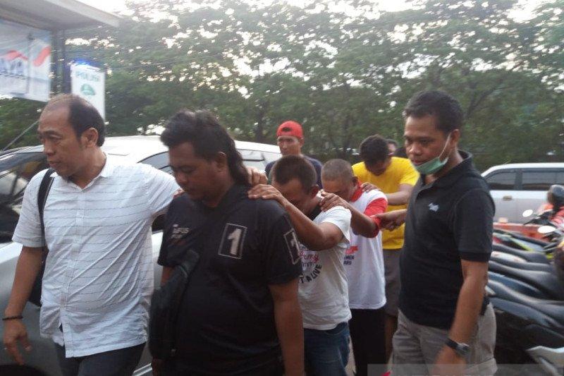 Delapan pengeroyok jurnalis di Satpas SIM Daan Mogot diringkus