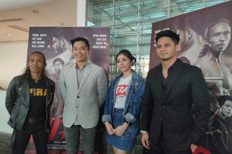 "Sutradara Malaysia terinspirasib""The Raid"" hingga ""Wiro Sableng"""