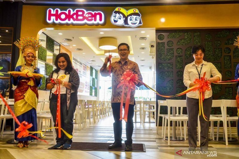 Kuliner bergaya Jepang yang halal, Hokben buka di Pekanbaru