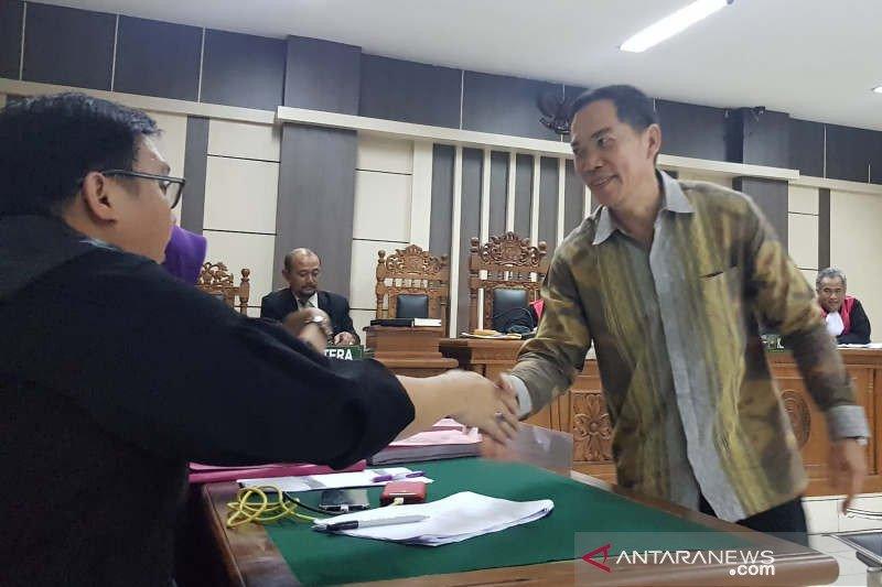 Penyuap Aspidsus Kejati Jateng beberkan tahapan pemberian uang
