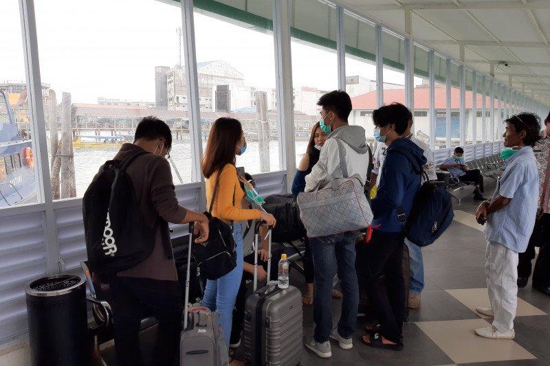 保健局:リアウ諸島の10人の中国人は、コロナウイルス陰