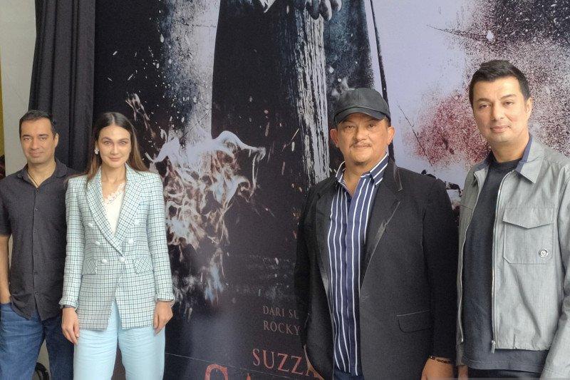 "Luna Maya berperan kembali di film ""Suzzanna: Santet Ilmu Pelebur Nyawa"""