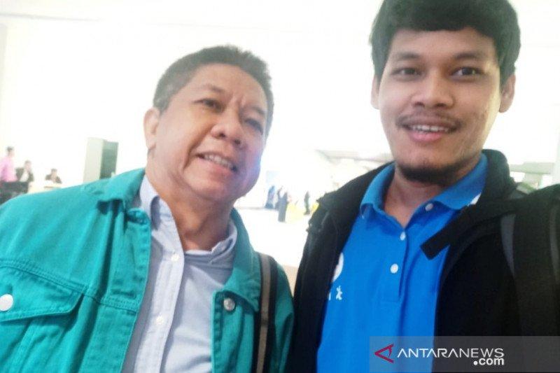 Cerita mahasiswa asal Sumatera Barat pulang dari Wuhan University