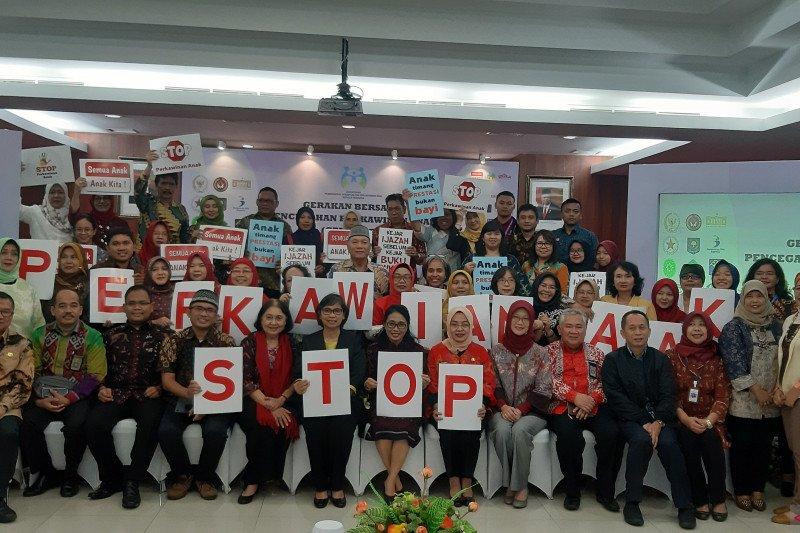 KPPPA cegah pernikahan anak melalui pendekatan karakter masyarakat