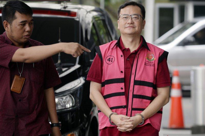 Mantan Dirkeu PT Asuransi Jiwasraya diperiksa Kejagung