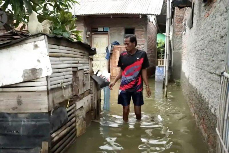 Dokumen berharga rusak akibat banjir bisa diterbitkan ulang