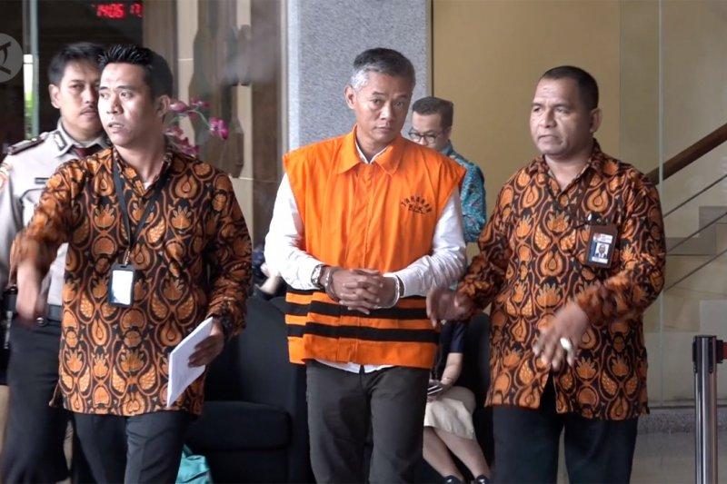 DKPP putuskan sanksi Wahyu Setiawan malam ini