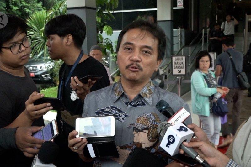 Roy Suryo laporkan Sunda Empire terkait ITE dan pencemaran nama baik