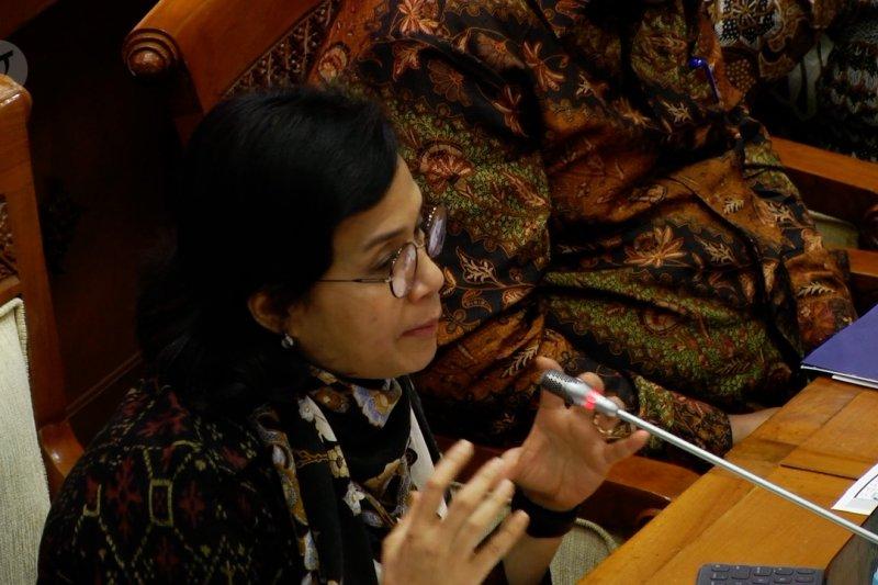 Sri Mulyani dicecar terkait pajak hingga kenaikan harga elpiji