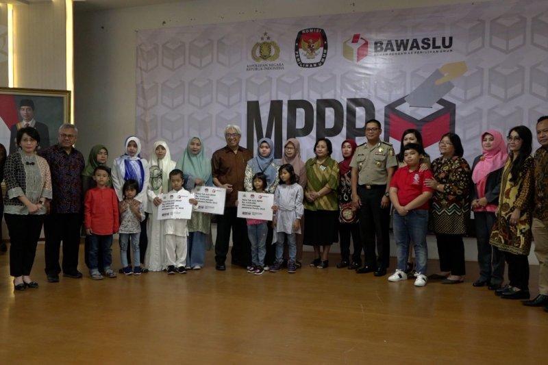 MPPP berikan santunan kepada 300 keluarga petugas pemilu 2019