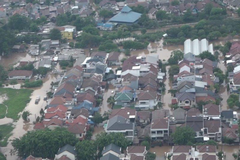 Pemerintah akan modifikasi cuaca  untuk kurangi intensitas hujan